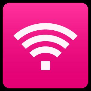 Telekom Hotspot Logo